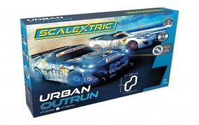 Gift of the week: Scalextric C1379 Urban Outrun Racing Set