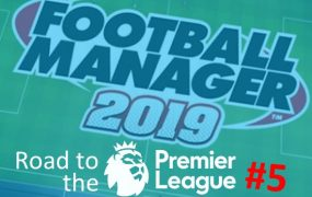 Football Manager 2019: SLFC – Road to the Premier League #5